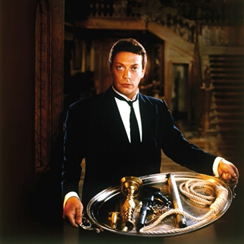 Tim Curry in Clue (1985) Titles: Clue People: Tim Curry © 1985 Paramount Pictures.