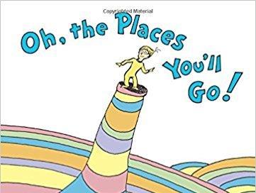 Oh, the Places You'll Go! : Dr. Seuss: Amazon.com