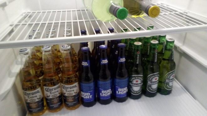Fridge of Booze